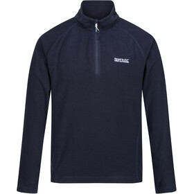 Regatta Montes Fleece Longsleeve Heren, navy